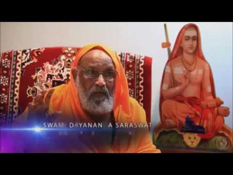 Swami Dayananda ji & Paramarthananda ji-  On Sringeri Jagadguru