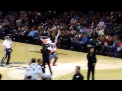 San Antonio Spurs vs. CSKA Moscow basketball