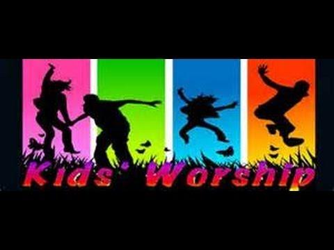Kids music youth worship praise song sing along dance Youth Music dance play have fun