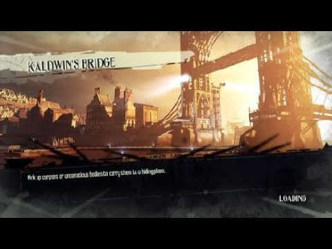 """Dishonored® Definitive Edition_EP6-""""IM Done whith this game 