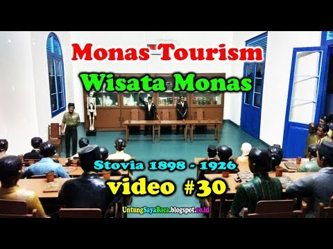 National Monument of Indonesia Tours 30 History of Stovia early Boedi Oetomo