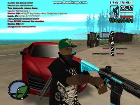 Some Mods for Gta San Andreas Multiplayer