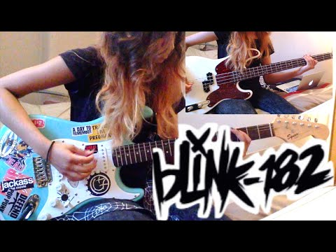 blink-182 - Brohemian Rhapsody || Guitar and bass cover