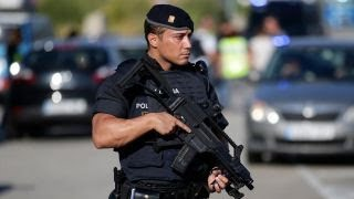 Police shoot and kill Barcelona van attack suspect