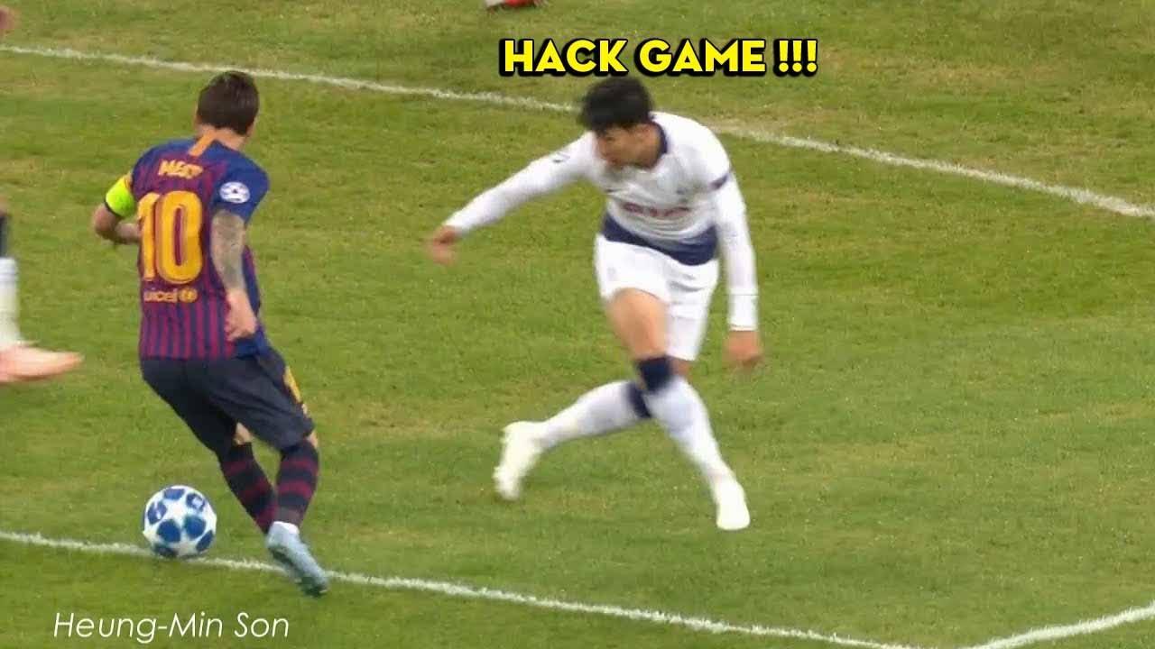 Messi đi bóng như HACK ngay lần đầu gặp Hoàng Tử xứ xở Kim Chi