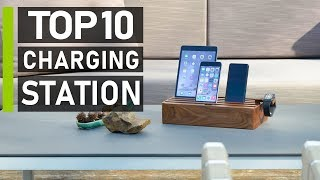 Top 10 Amazing USB Charging Stations You Should Have