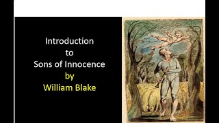 Introduction to Songs of Innocence