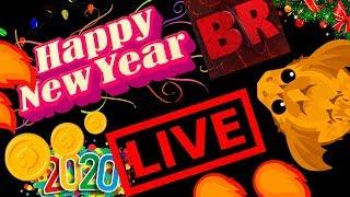 Mope.io NEW YEAR LIVE! НОВЫЙ ГОД ВСЕХ С НАСТУПАЮЩИМ!