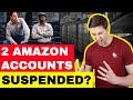 MULTIPLE Amazon Seller Accounts - Is It Allowed? | Don't get your ACCOUNT SUSPENDED