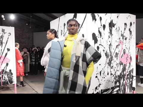 Romeo Hunte Fall 2017 Fashion Presentation at NYFW17