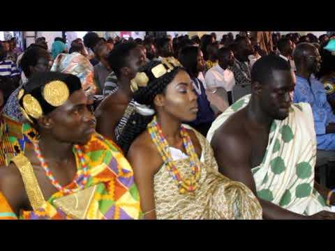 2017 - University of Ghana Alumni Lecture Part 1