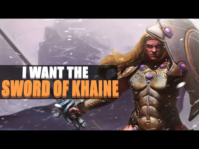 Sigvald Wants the Sword of Khaine - Warhammer 2 Mortal Empires Livestream