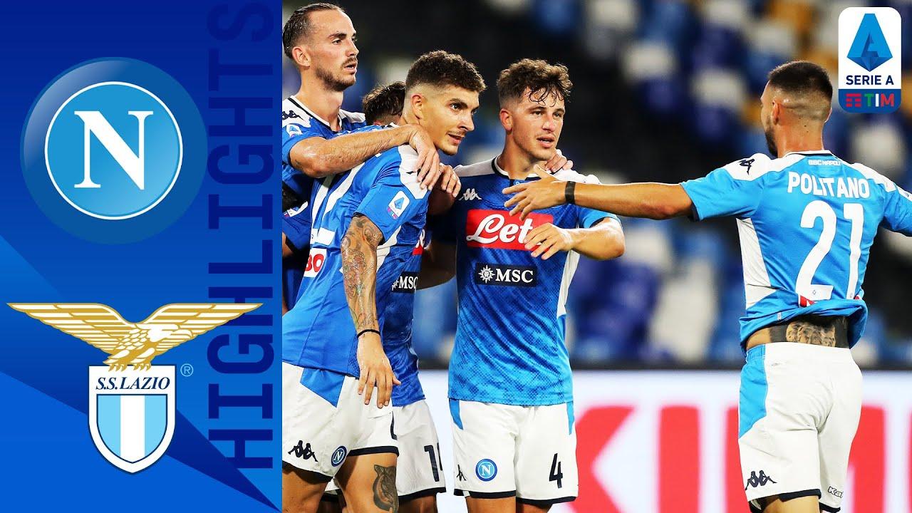 Download Napoli 3-1 Lazio | Immobile Goal Not Enough as Napoli Sink Lazio | Serie A TIM
