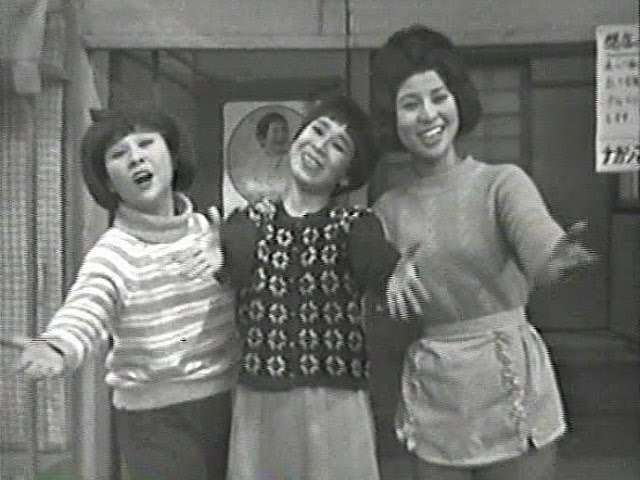 50年前のコメディ「お笑い三人組」 #1