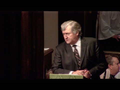 Dr. Paul Marshall Speaks on Religious Persecution