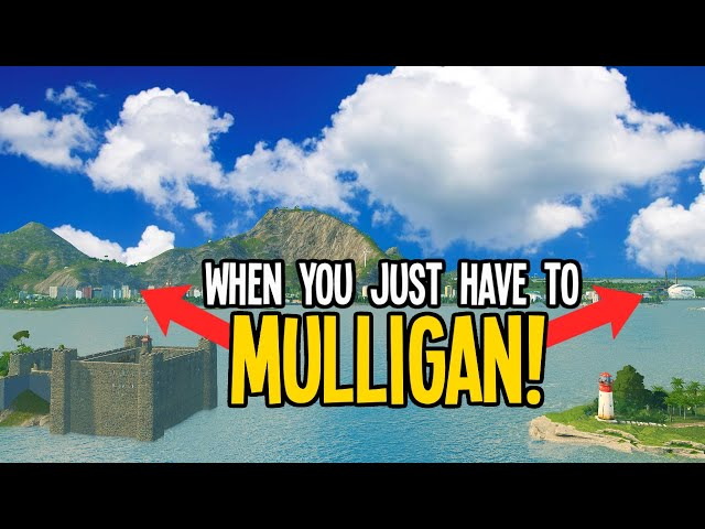 """Why You Shouldn't be Afraid to Take a """"Mulligan"""" in Cities Skylines!"""