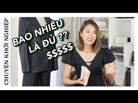 Cần bao nhiêu vốn để kinh doanh thời trang ?   1001 chuyện kể khởi nghiệp   From Sue