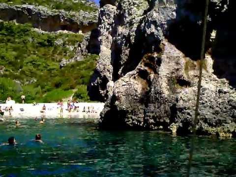 Bay Stiniva, Island Vis  Croatia