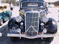 1935 Ford Fordor Sedan Blk ZH021916