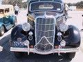 1935 Ford Fordor Sedan Blk ZH021916