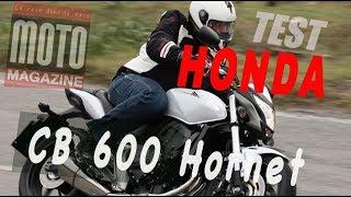 Test Honda CB 600 F Hornet : toujours top !