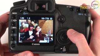 Обзор Canon EOS 5D Mark II(Видеообзор зеркальной цифровой камеры верхнего ценового диапазона Canon EOS 5D Mark II. Сравнить цены: http://hotline.ua/tx/ca..., 2011-05-20T06:40:24.000Z)
