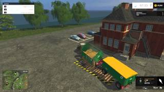 Let's Play Farming Simulator 15 - Part 14 - Half Wheat Half Canola
