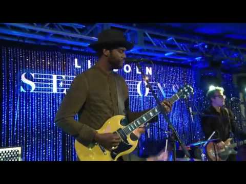 Gary Clark Jr   at The Lincoln Motor Company Sessis Full Show