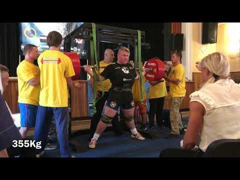 Janik Velgy Velgos -16 years, BARDEJOV - SLOVAKIA GPC T2 category, SQUAT - 355kg