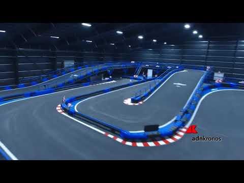 La Pista Kart Indoor Piu Grande Del Mondo