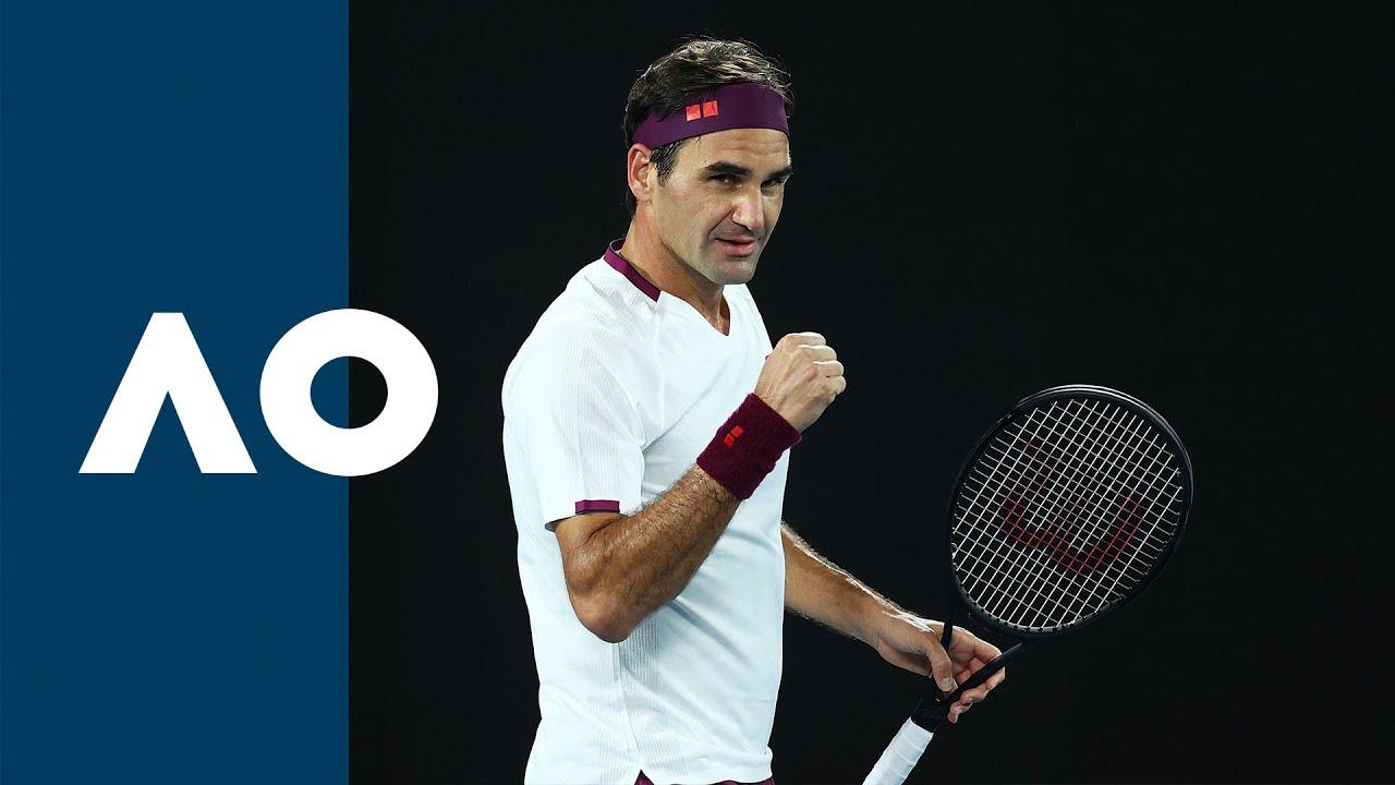 Roger Federer vs Marton Fucsovics - Extended Highlights (4R)   Australian Open 2020