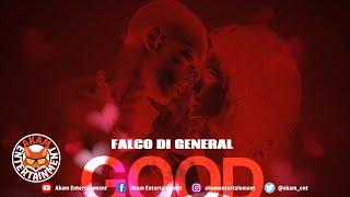 Falco Di General - Good Love [Exotic Moment Riddim] Audio Visualizer