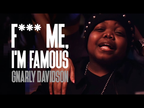 "Gnarly Davidson – ""F*** Me, I'm Famous"" (Official Video)"
