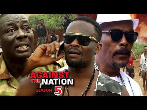 Against The Nation Season 5 - Zubby Michael 2018 Latest Nigerian Nollywood Movie Full HD