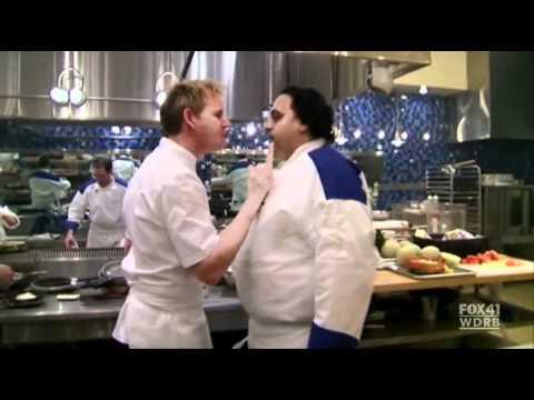 Hells Kitchen USA Season Eight - Raj - The Worst Chef In ...