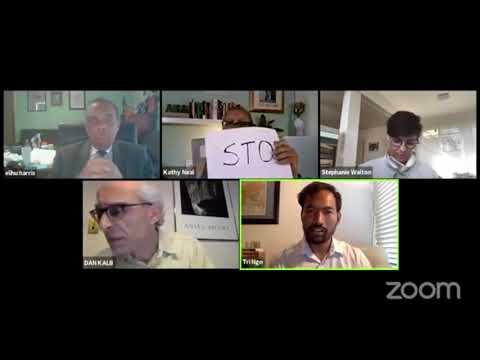 Alameda County Democratic Party Oakland City Council District 1 Debate 2020
