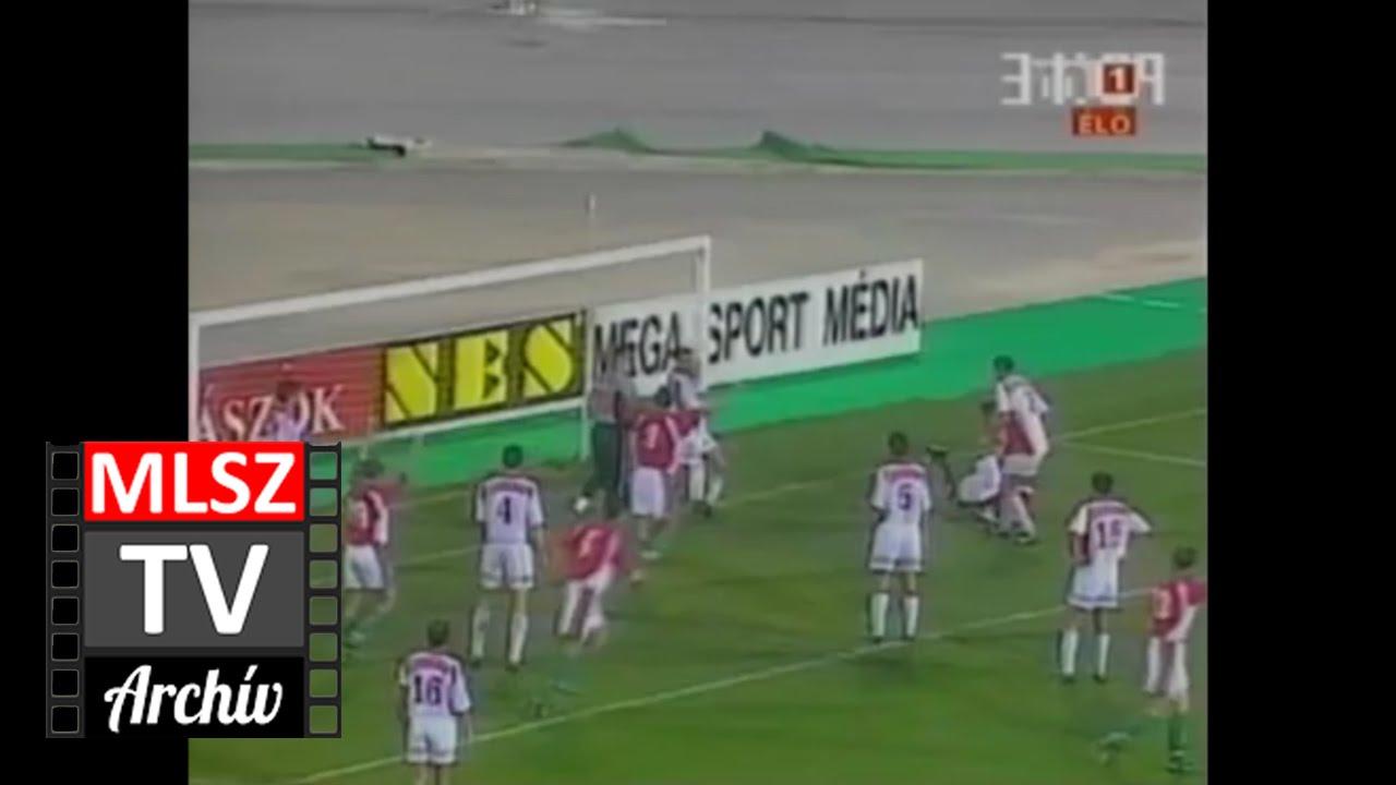 Jordánia-Magyarország | 1-1 | 2001. 03. 07 | MLSZ TV Archív