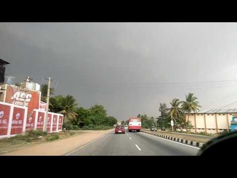 Beauty of Mysore Mandya road