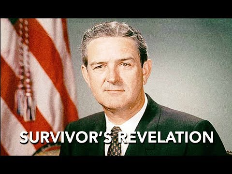 Gov Connally Didn't Believe Official Story