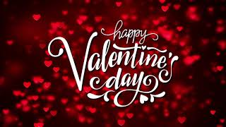 You want to wish someone a happy valentine's day? so, here is the perfect video for you. use this day background with romantic music sen...