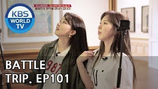 Download Battle Trip | 배틀트립 – Ep.101 Wendy X Seulgi's trip to Austria [ENG/THA/2018.08.12] Mp3 and Videos