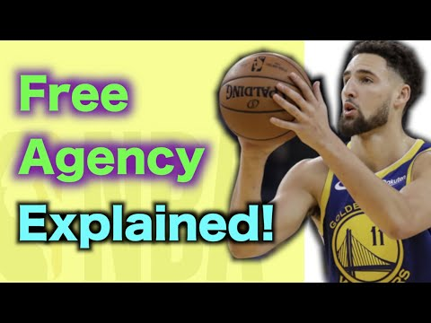 What Really Is Free Agency In NBA? Basics Of NBA FA Explained! 2019