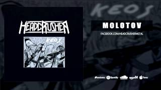 HEADCRUSHER - MOLOTOV (Official Audio Stream) [Thrash Metal / Heavy Metal]
