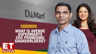 DMart CEO Neville Noronha says, 'Will open more stores in FY20 as compared to FY19' | EXCLUSIVE