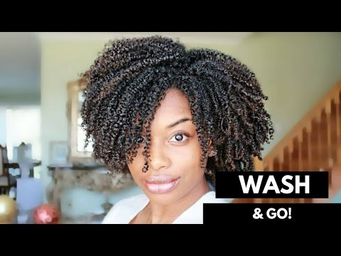 My BEST Wash and Go