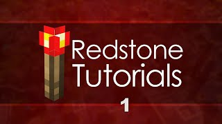 Redstone Tutorial: Le basi! (E1)