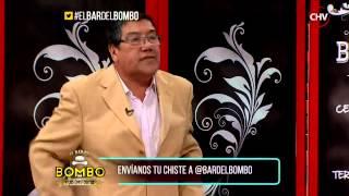 Chino Navarrete se roba la película con chiste de  princesa - EL BAR DEL BOMBO
