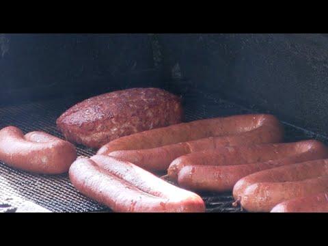 Homemade Smoked Kielbasa Recipe! - YouTube