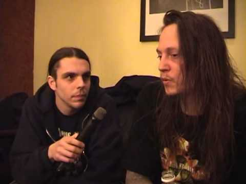 HYPOCRISY Interview 2005 | Metal Injection