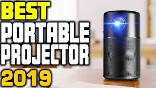 5 Best Portable Projector in 2019